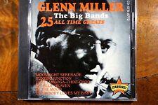 Glenn Miller - The Big Bands  -  CD, VG