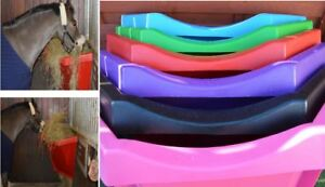 Equestrian Horse and Pony Corner Hay Feeder,6 Colours Available, Hay Bar, Haybar