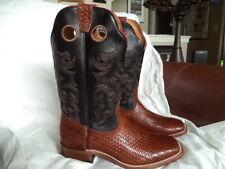 Boulet 4174 Mens Western Boot