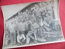 PHOTOGRAPHIE MILITAIRE ANCIENNE  WW2 photo vers 1940