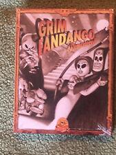 Free*Postage New Grim Fandango Remastered 2oth Anniversary Ps4 Video Game Slipco