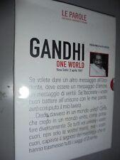 DVD GANDHI ONE WORLD NEW DELHI 2 APRILE 1947 02/04/1947
