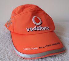 Fórmula 1 Lewis Hamilton gorra Orange Vodafone McLaren Mercedes