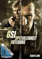 GSI - Spezialeinheit Göteborg - 3 Staffel - 3 DVD Box