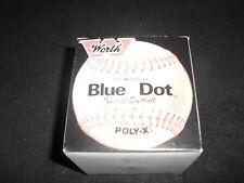 Vintage Worth,Blue Dot Softball, Brand New