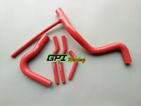 Silicone Radiator Coolant Hose fit MG MGB GT Roadster MK4 1.8 l4 1976- 1981 RED