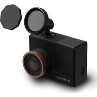 Garmin Dash Cam 55 Wide-Angle Lens & Car GPS Location Data Driving Recorder