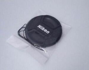 55mm Size Snap-on Lens Cap Cover For Nikon Lens AF-*P*DX 18-55mm MFR #20059B