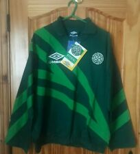 *BNWT* GLASGOW CELTIC 1994 - 1995 UMBRO DRILL TRAINING TOP / SHIRT - SIZE XL