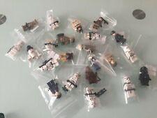 Lego 6 Genuine Random Star Wars Minifigures Lot Clone troopers Stormtroopers