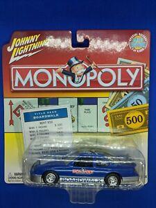 Johnny Lightning MONOPOLY 1:43 BOARDWALK '97 GRAND PRIX & PARK PLACE '70 INDY