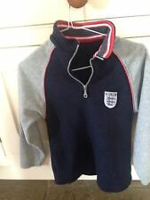 Boys England fleece By Marks And Spencer Age 9-10 Years
