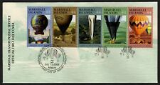MARSHALL ISLANDS, SCOTT # 947, FDC COVER OF HOT AIR BALLOONS, JULY 13, 2009