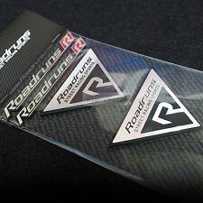 Roadruns Emblem Side Rear Trunk Front Point Logo badge SET-2 for All Vehicle