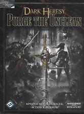 DARK HERESY - Purge The Unclean NEW *RPG*
