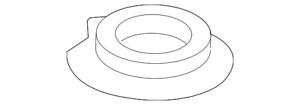 Genuine GM Insulator Asm-Rr Spr Lwr 10369210