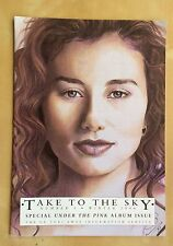 Tori Amos Take To The Sky Number 3 Winter 1994 Issue Music Book Baltimore RARE