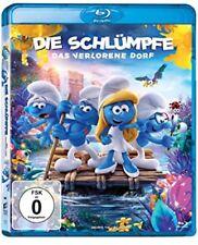 Die Schlümpfe - Das verlorene Dorf Blu-ray NEU OVP Kinofilm