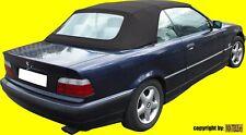 BMW E36 Vinyl Verdeck Vinyldach Haube Vinylverdeck Dach SCHWARZ NEU 1A Qualität