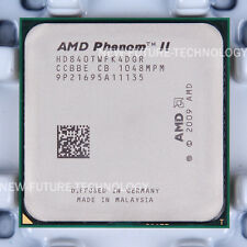 AMD Phenom II X4 840T (HD840TWFK4DGR) CPU 2000 MHz 2.9 GHz Socket AM3 100% Work