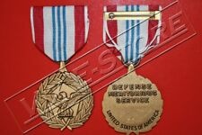 DEFENSE MERITORIOUS SERVICE MEDAL, Full Size, Issue Finish (1027)
