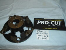 #50-045 Used-Genuine Pro-Cut 5-Hole Multi Fit Brake Lathe Adapter-For Model #610