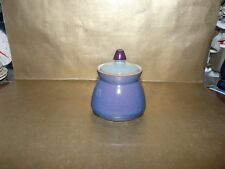 denby storm lidded sugar bowl