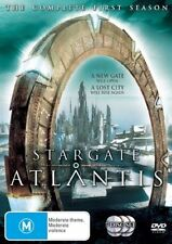Stargate Atlantis : Season 1 (DVD, 2005, 5-Disc Set)