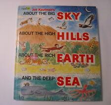 Joe Kaufman's About the Big Sky, High Hills, Rich Earth, Deep Sea, Big Golden