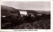 Tresaith, Card. Allan Raines House # 78 by Squibbs, Cardigan.