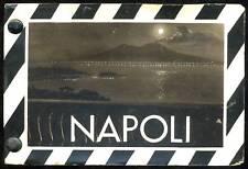 CP ITALIE NAPLE bloc de 12 cartes postales  (CP photos)
