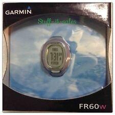 brand NEW garmin sport watch foreruner FR60 W  PURPLE color WATCH ONLY