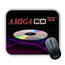 COMMODORE AMIGA CD 32 Boot LOGO Tappetino Mouse Pad Giochi Retrò COMPUTER PC PORTATILE