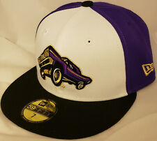 NWT NEW ERA Fresno Grizzlies LOWRIDERS 59FIFTY size 7 fitted cap hat MiLB minors