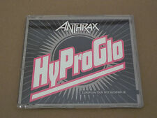 "ANTHRAX ""HY PRO GLO"" 1993 FRENCH PRESS 3-TRACK CD SINGLE ~ GOOD CONDITION"