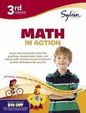 Sylvan Math Workbooks: Third Grade Math in Action (Sylvan Workbooks) by Sylvan L