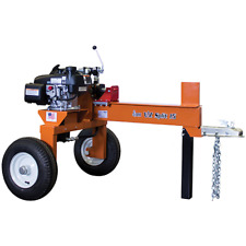 Brave EZ Split 15 Ton Honda Powered Horizontal Gas Log Splitter