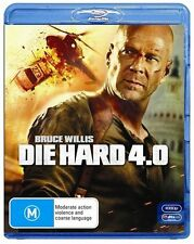 Die Hard 4.0 (Blu-ray, 2008)