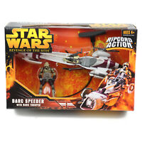 Star Wars ROTS Revenge Of The Sith AT-RT Walking Vehicle with Driver Figure