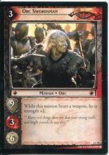 Lord Of The Rings CCG Card RotEL 3.C98 Orc Swordsman