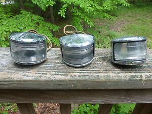 (1-2 or 3) 1950 DeSoto Backup Reverse signal lights DESAB