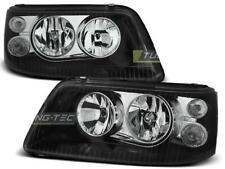 Paire de feux phares VW T5 de 2003 a 2009 Design noir