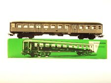 Märklin H0 4043 Nahverkehrswagen 1/2 Klasse, mit Beleuchtung, Blechversion, aOVP