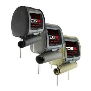 """DS18 HT9 9"""" Headrest Mount Screen Car Monitor"""
