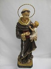 "14"" Inch Saint Anthony Statue Religious Figurine #236- St. Anthony of Lisbon"