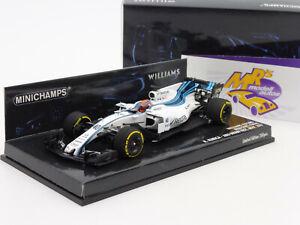 "Minichamps 417172040 # Williams Racing Mercedes FW40 Abu Dhabi "" Kubica "" 1:43"