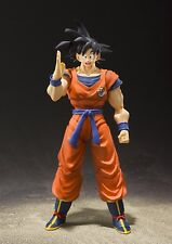 BANDAI S.H.Figuarts DRAGON BALL Son Goku ‐Saiyan raised on earth‐ JAPAN IMPORT