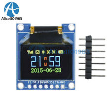 095 Inch 7pin Full Color 65k Color Ssd1331 Spi Oled Display Module For Arduino