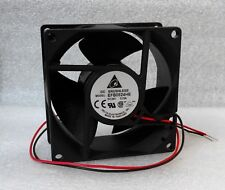 NEW Delta EFB0824HE 80mm x 38mm High Airflow Fan 24V DC 80x38mm Made in Thailand