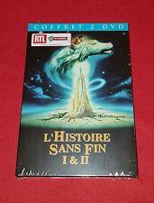 Coffret DVD l'Histoire Sans Fin 1 & 2